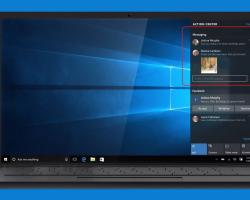 Так будет выглядеть новый мессенджер для Windows 10