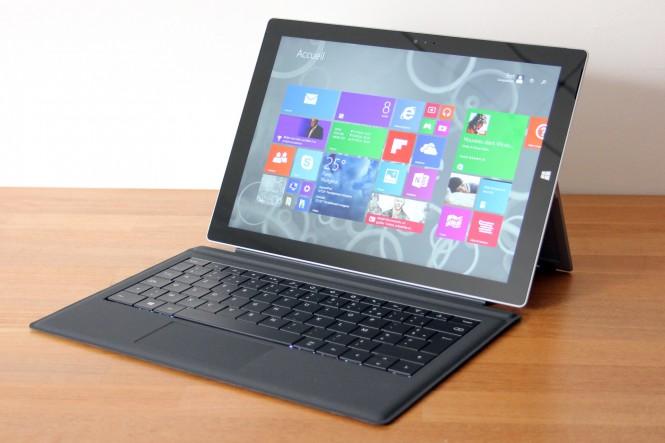 Surface 3 и Surface Pro 3 с Windows 10 появятся на полках магазинов «очень скоро»