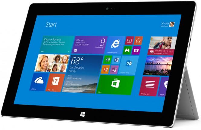Windows RT получит крупное обновление в сентябре