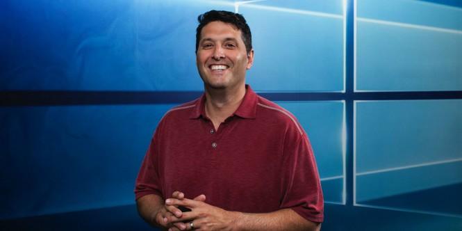 Джо Белфиоре и Терри Майерсон рассказали о функциях Windows 10 Mobile и будущем смартфонов Microsoft