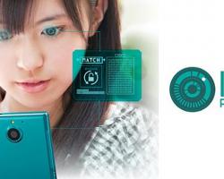 Выпущен первый смартфон со сканером радужной оболочки глаза