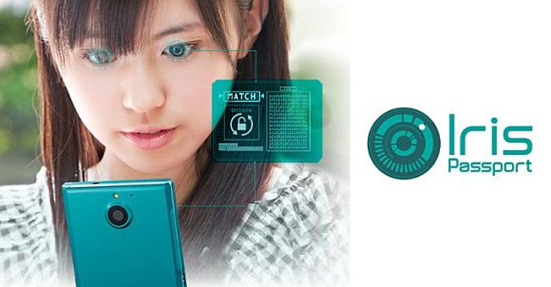 Arrows-NX-F04G-Fujitsu-leitor-de-iris