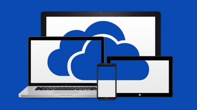 В OneDrive теперь работает синхронизация папок с общим доступом