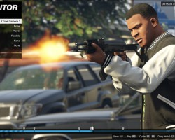 В сентябре на Xbox One появится Rockstar Editor
