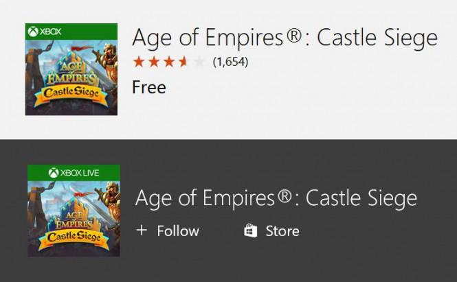 Age of Empires: Castle Siege получила встроенную поддержку Windows 10 и Xbox Live