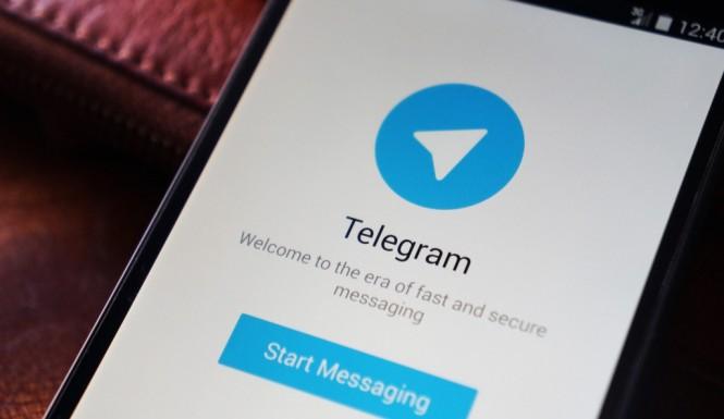 """Клиент Telegram для Windows Phone потерял отметку """"Beta"""""""