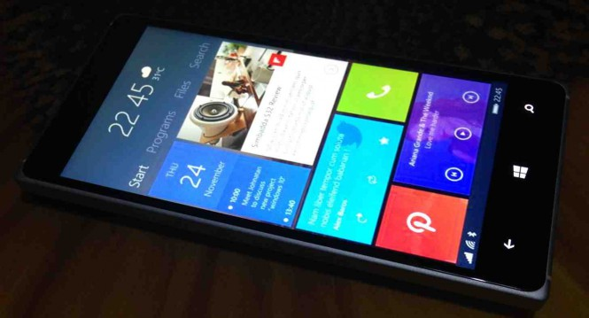 Хакер показал, как получить полный доступ ко всем файлам Windows 10 Mobile