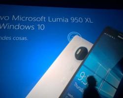 Lumia 950 и Lumia 950 XL — свежие подробности