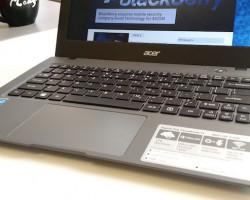 Обзор бюджетного ноутбука Acer Aspire One Cloudbook 11