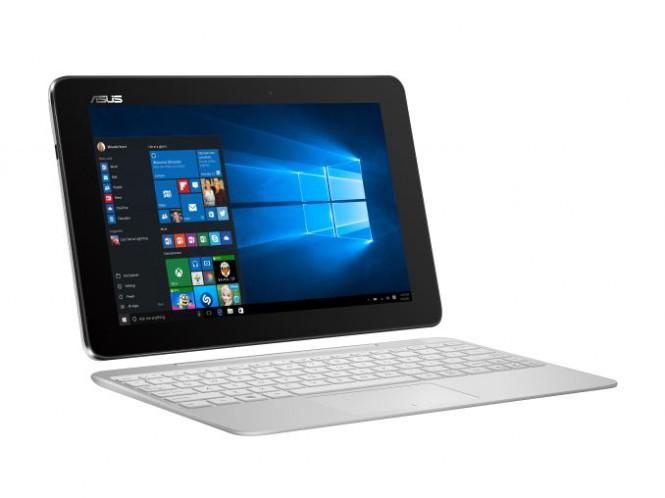 ASUS представила ноутбук и гибрид 2 в 1 на Windows 10
