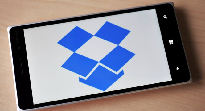 Руди Уин обновил приложение Dropbox для Windows Phone