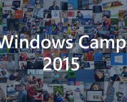 Прямая трансляция Windows Camp 2015