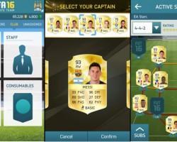 НаWindows Phone вышло обновлённое приложение-компаньон для игры FIFA16