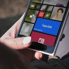 Microsoft и Superjob представили обновленное приложение для поиска работы на Windows Phone