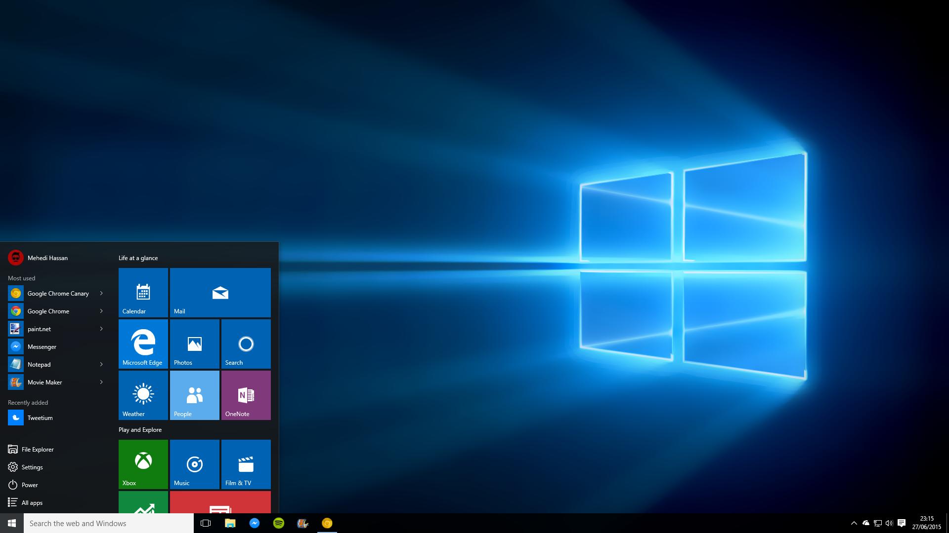 Участники Windows Insider получат доступ к корпоративным функциям Windows 10 в этом месяце