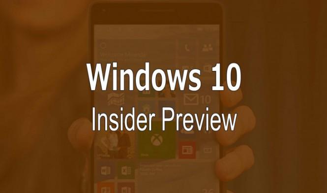 Microsoft вновь выпустила Windows 10 Mobile 10536
