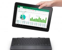 Новые планшеты Dell— сWindows 10ипортами USB Type-C
