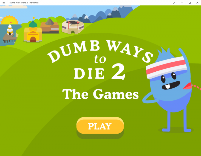 Dumb Ways to Die 2: The Games появилась в Windows Store