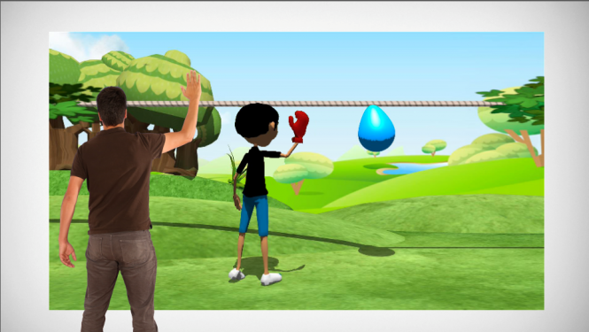 Kinect лёг в основу системы для физической реабилитации больных
