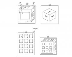 Microsoft экспериментирует с кубическими живыми плитками