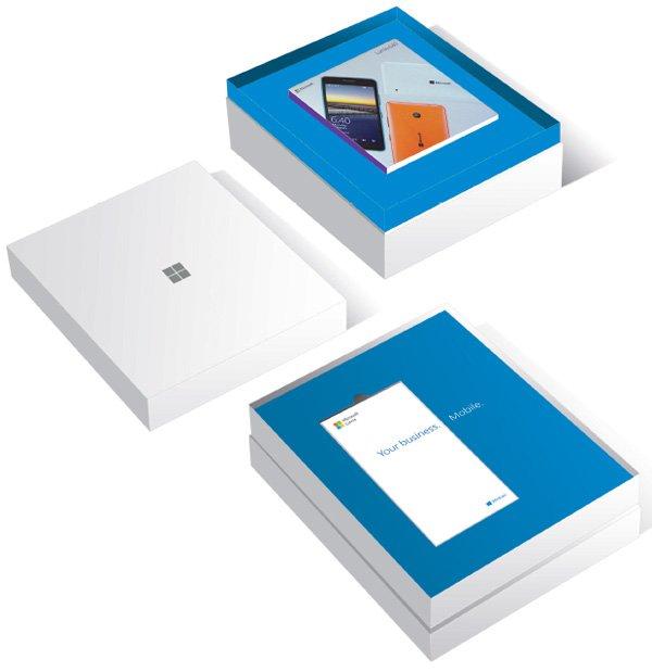 Microsoft планирует кампанию по продвижению своих устройств для бизнеса