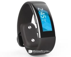 Фотографии и характеристики Microsoft Band2