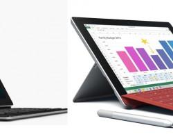 Сравнение Google Pixel C с Microsoft Surface 3