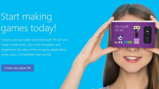 Microsoft скоро запустит свой аналог проекта Google Cardboard