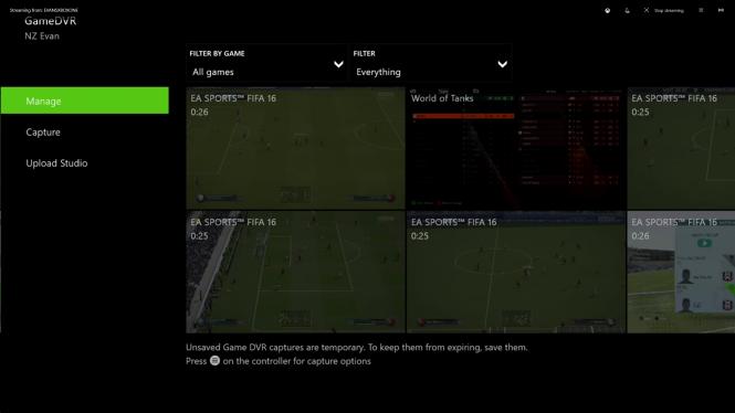 Microsoft выпустила обновление для New Xbox One Experience Preview