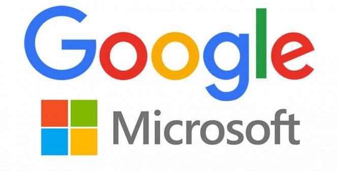 Microsoft и Google прекратили все патентные споры