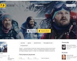 «Кинопоиск» кардинально изменился ивернул себе прежний дизайн под натиском пользователей