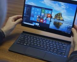 Замечательные новинки на Windows 10 от HP и Dell