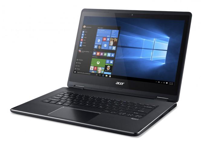 Acer представила два новых ПК на Windows 10