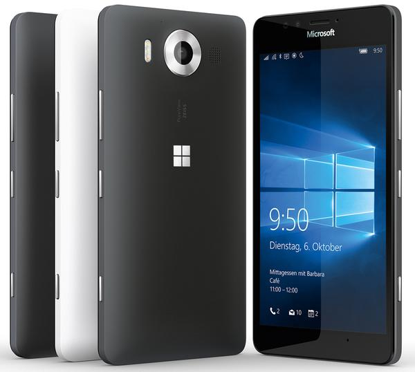 Эван Бласс опубликовал картинки Lumia 950 и Lumia 550