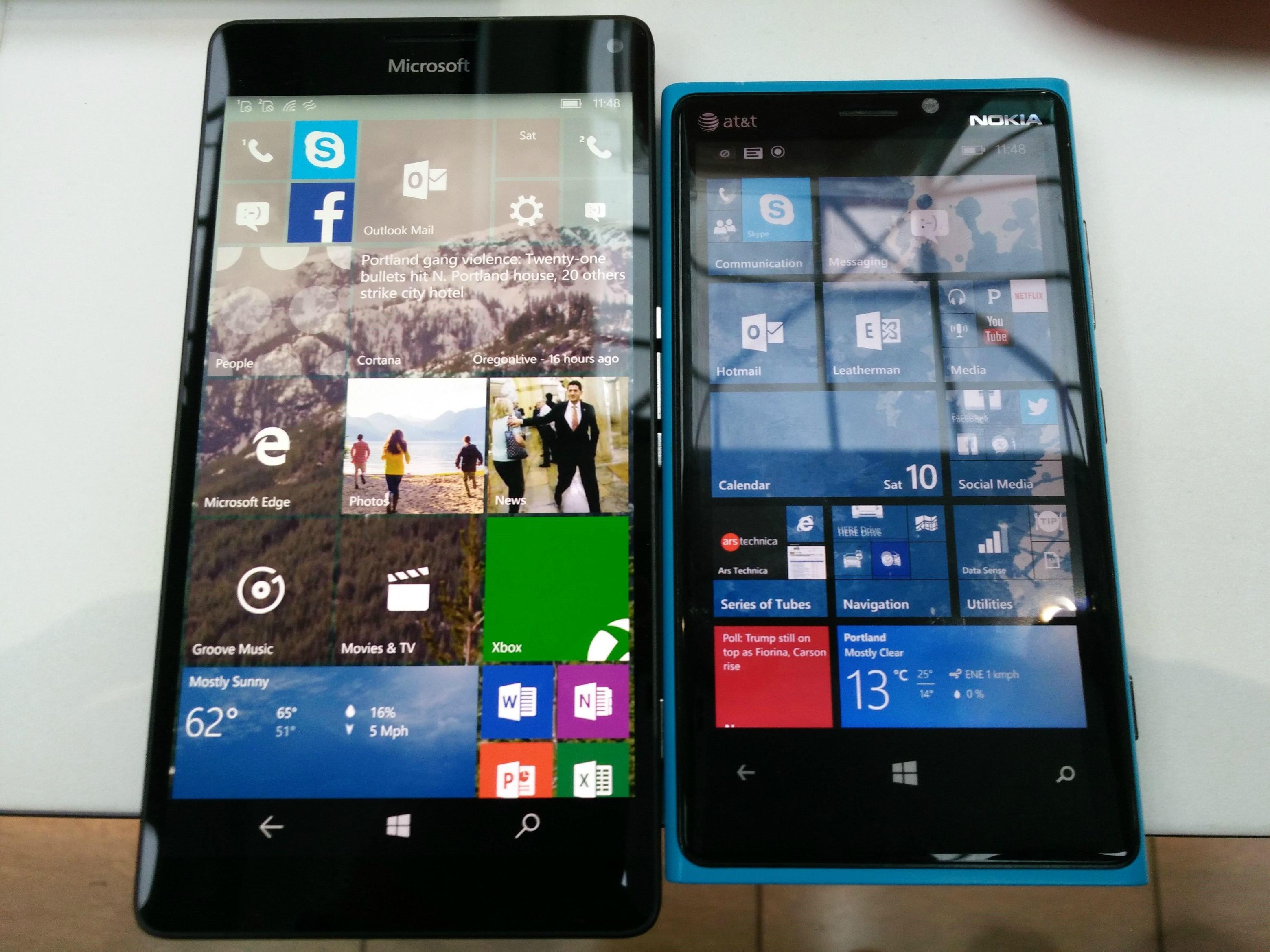 Lumia 950 xl lumia 920 lumia 640 for Window 640 xl