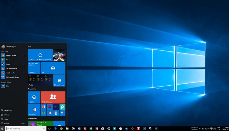 Windows 10 Threshold 2 выйдет через 2 недели