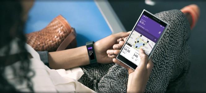 Приложения и веб-платформа Microsoft Health получили обновление