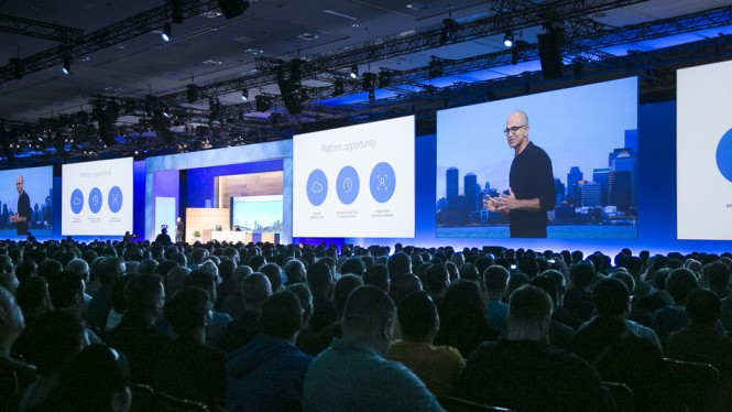 Microsoft объявила конференции 2016 года