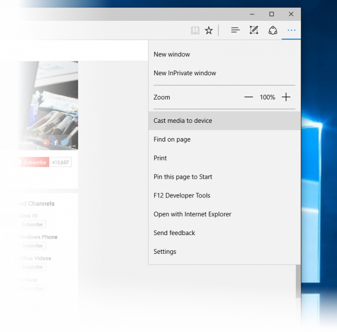 Вышла Windows 10 Insider Preview 10576