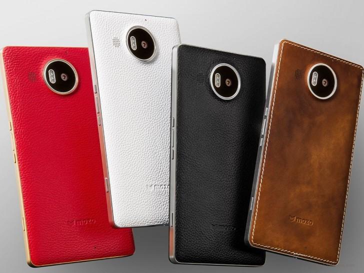 Аксессуары Lumia 950 и Lumia 950 XL от Mozo можно будет пробрести с 16 ноября