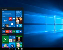 Сегодня выйдет первое крупное обновление релизной сборки Windows 10