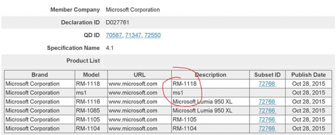 """Bluetooth SIG выдала сертификат на загадочный смартфон модели """"ms1"""""""