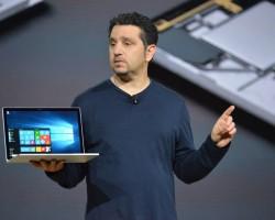 Surface Book — первый ноутбук Microsoft