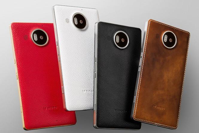 Mozo представила заднюю крышку для Lumia 950 (XL) за $50