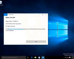 В Сеть утекли скриншоты сборки Windows 10 IP 10558