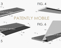 Microsoft разрабатывает новые клавиатуры для планшетов Surface