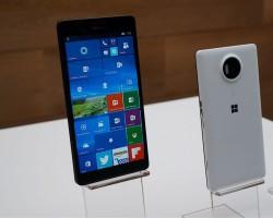Официально: Microsoft представила флагманские смартфоны Lumia 950 и 950 XL
