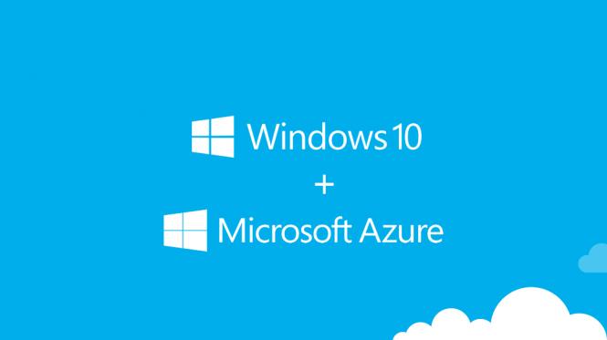 Клиенты Microsoft Azure, вероятно, смогут запускать Windows 10 в облаке
