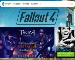 Ростелеком запустил магазин игр для Windows