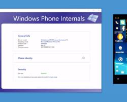 Windows Phone Internals— хакерский проект поустановке кастомных прошивок наWindows-смартфоны